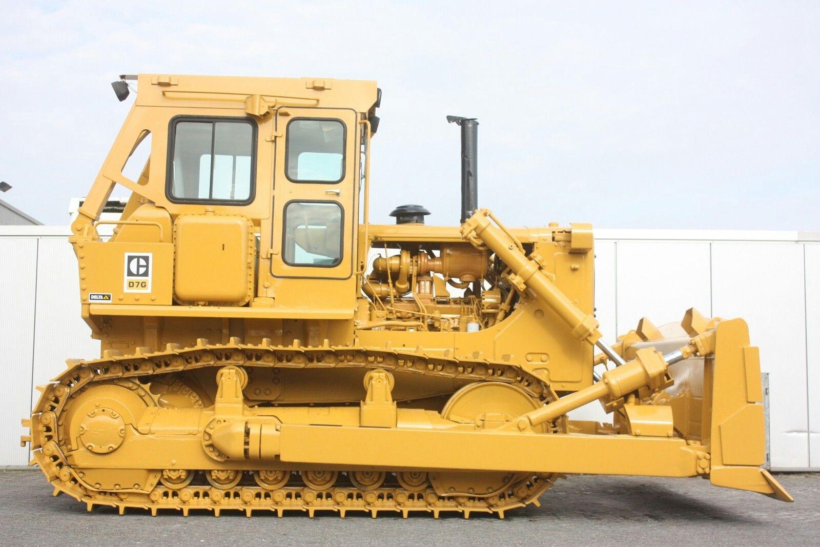 CAT D7G   find more dozers at MicoEquipment com | Crawler