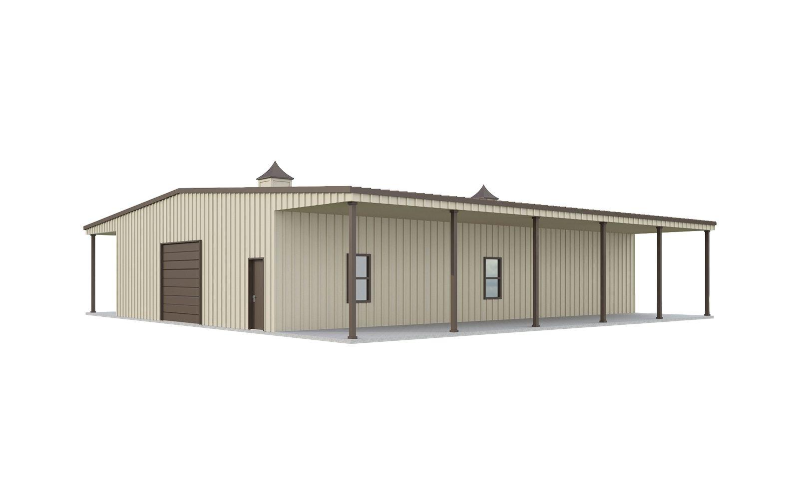 40x60 Metal Barn Kit Quick Prices General Steel Shop Metal Barn Kits Barn Kits Metal Shop Building