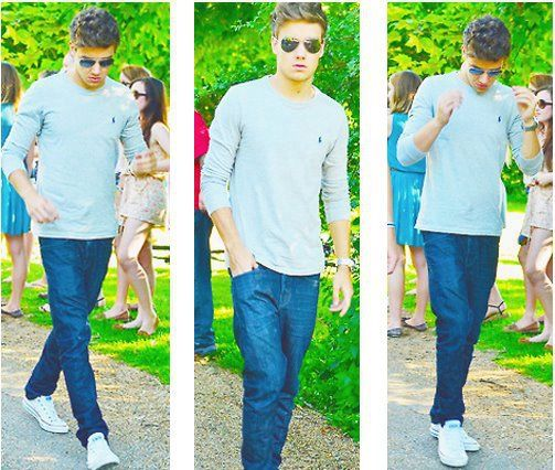 DAY3 - favorite photo of liam payne and why - DO I REALLY HAVE TO DESCRIBE?! this picture says it all. he's hot, sexy, and looks totally like someone that could be in charge (daddy direction d: ).