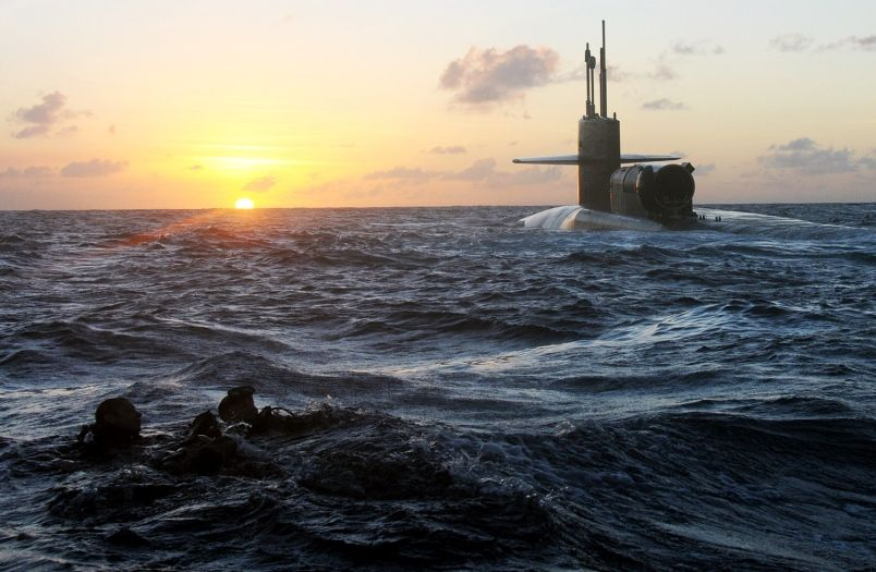 Navy submits plan to add enlisted women to submarine crews