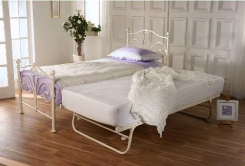 Serene Marseilles Day Bed with Trundle from Beds on Legs