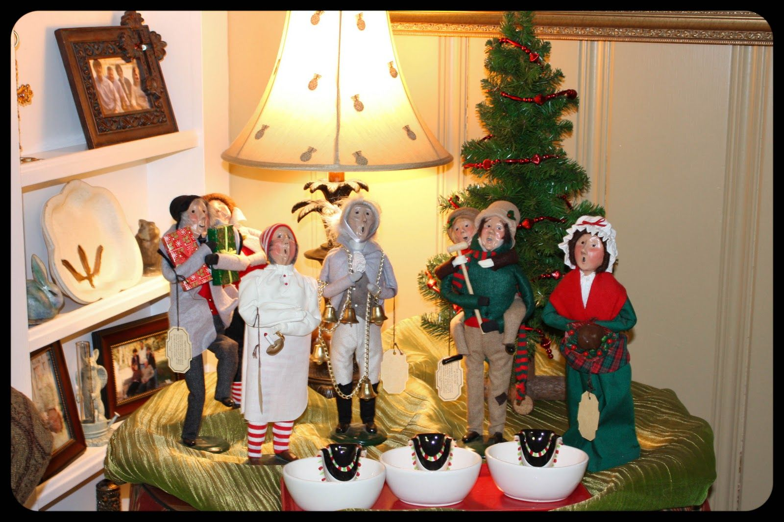 decoration ideas fetching picture of accessories for christmas decoration using decorative colorful choir christmas carolers