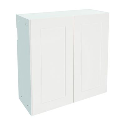Shop Nimble 30-in x 30-in Vanilla Shake Upper Cabinet with Door at Lowe's Canada. Find our ...