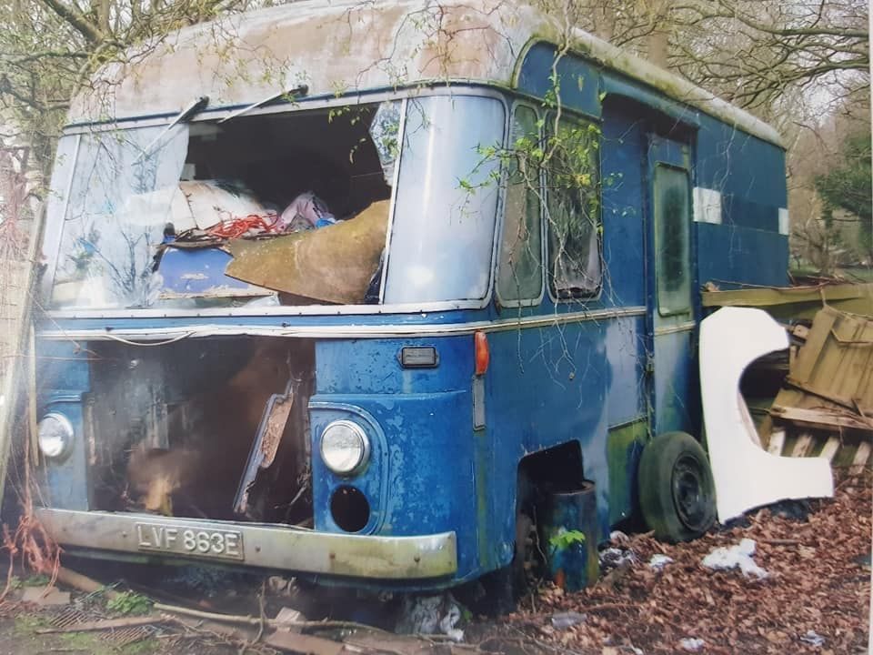 Pin by Nickjohnson on scrap yard Recreational vehicles