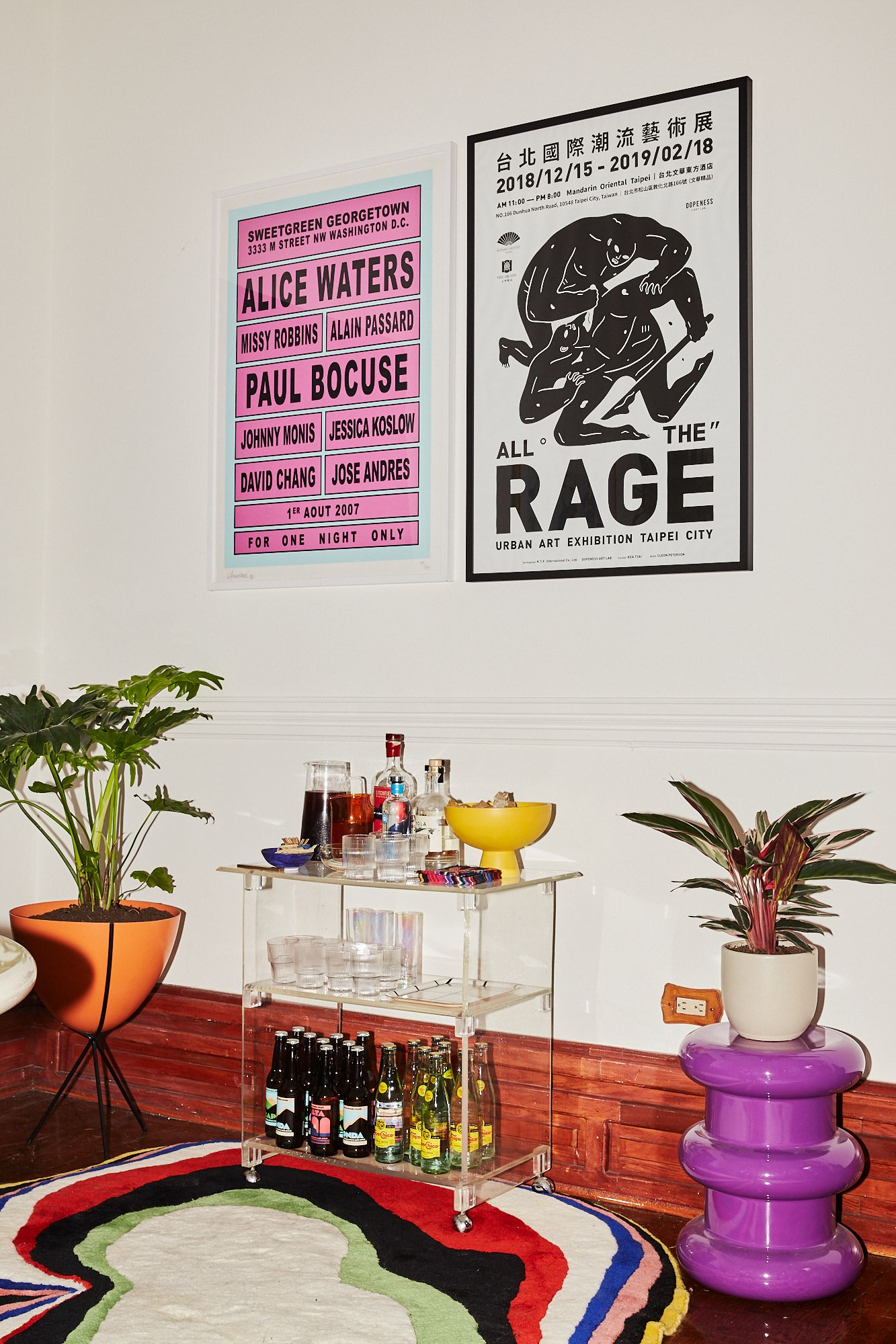 Inside the Great Jones Founder's Eclectic NYC Apar