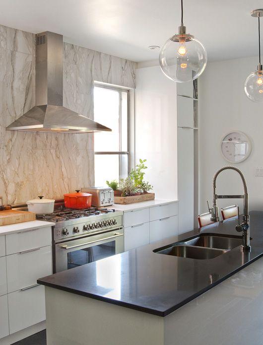 Hgtv Canada Diy Kitchens Bathrooms Decorating Home Ideas Modern Kitchen Lighting Modern Kitchen Kitchen Design