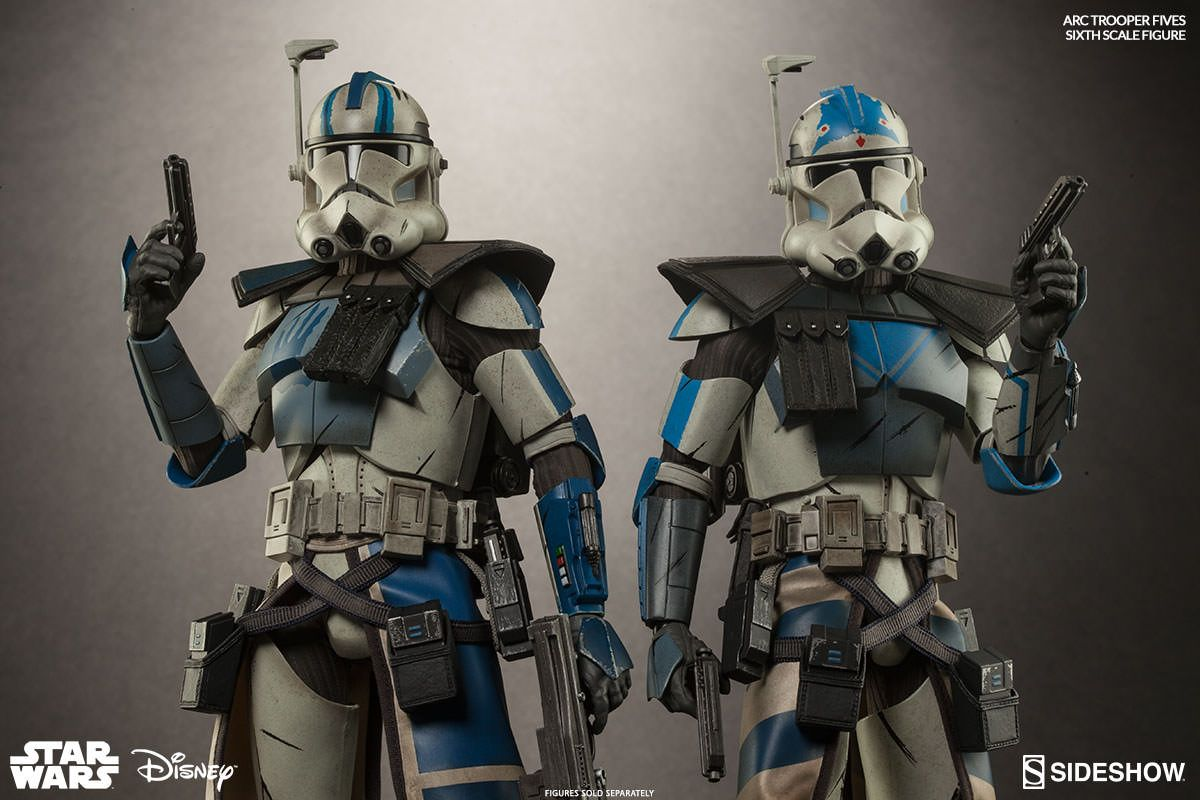 100 Images of Arc Clone Trooper Fives Phase Ii Armor