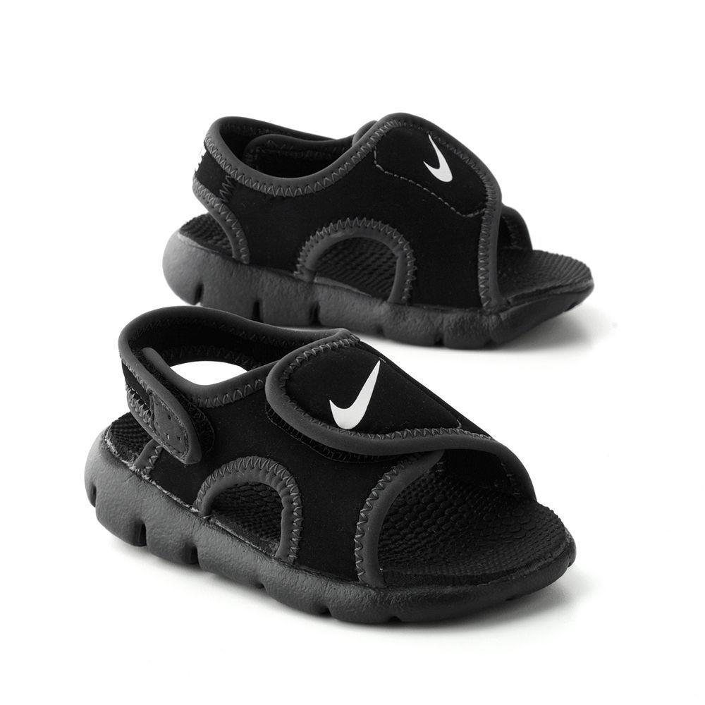 a116404cf6745f Nike Sunray Adjust 4 Toddler Boys  Sandals