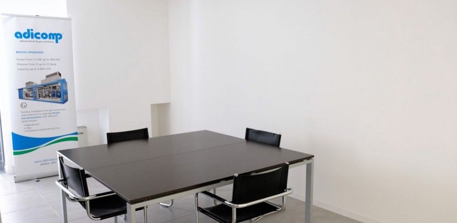 Ampliamento uffici e ristrutturazione per Adicomp – Tecnostile Ufficio