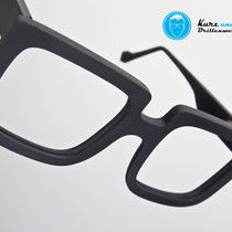 handmade eyewear - handgemachte brillenfassung / im kundenauftrag / copyright by kurz & weit brillenwekstatt