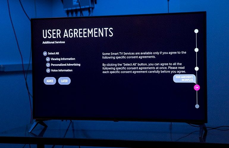 How to Turn Off Smart TV Snooping Features | Technology