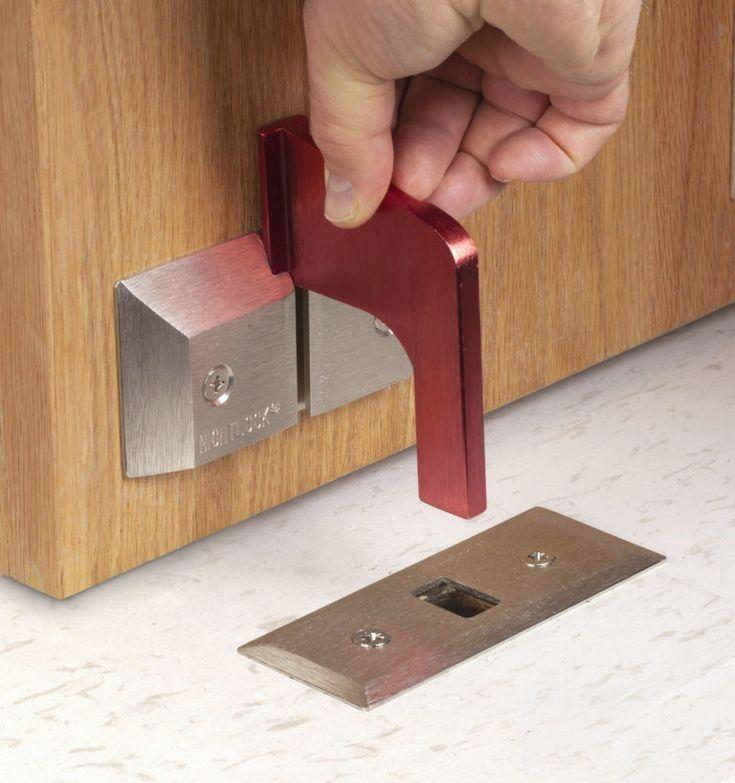 Nightlock Lockdown Door Barricade For Schools Office Home Security Tips Home Repair Home Protection