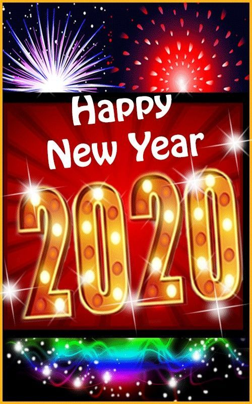 Happy New Year 2020 Images & Pictures HD Download