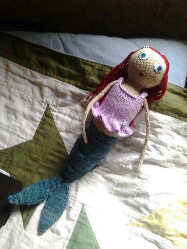 Meerjungfrau nach Claire Garland
