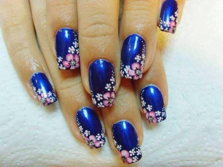 Stylish Nail Art Design And Ideas For Women 2014-2015   stylein.xyz ...