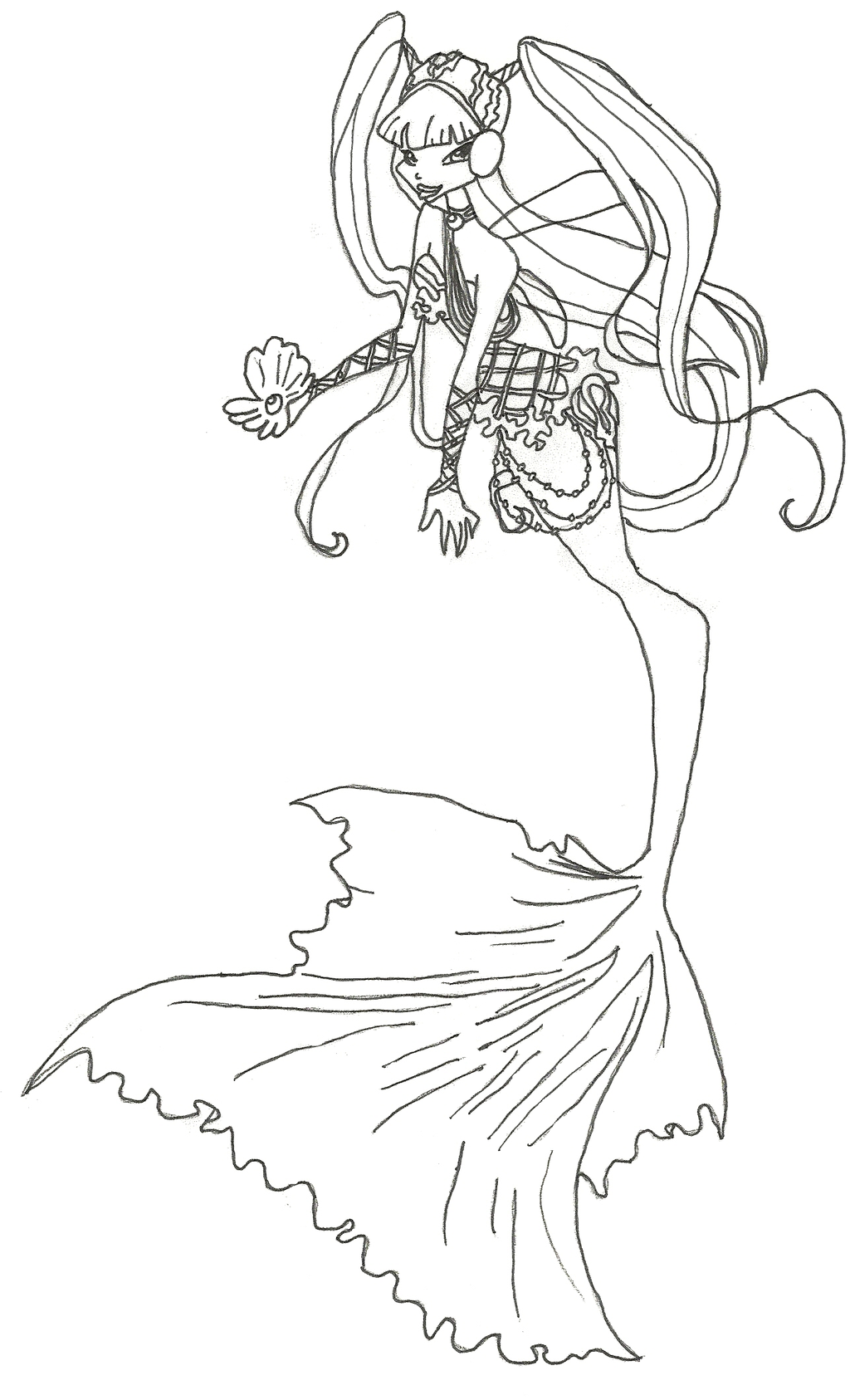 coloring pages WINX - Google Search | coloring | Pinterest