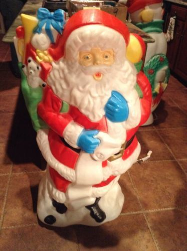 41-Santas-Best-Claus-Xmas-Blowmold-Light-Up-Plastic-Outdoor-Decor