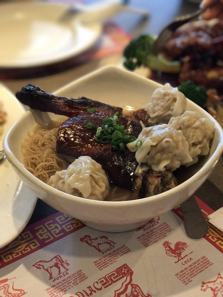 First Chinese Bbq Arlington Food Bbq Chinese