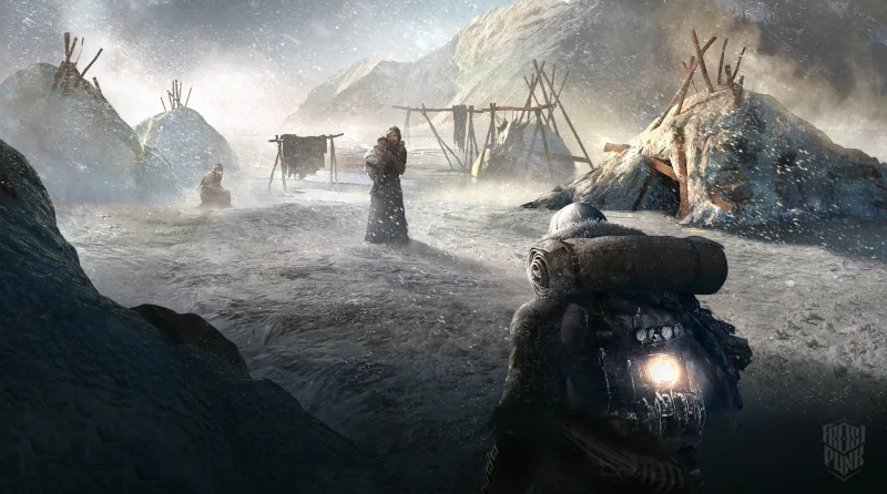 The Art Of Frostpunk Game Art Video Game Art Art