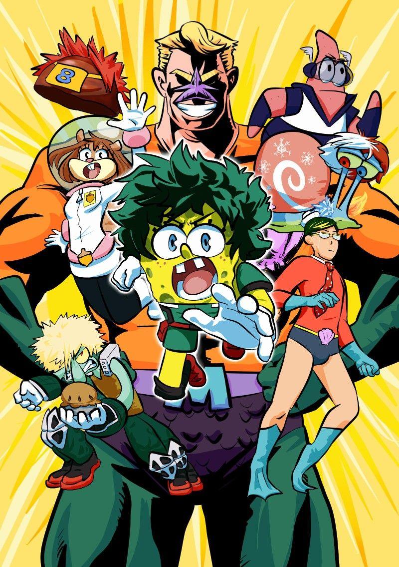 MHA (JumJamz) Hero, Hero wallpaper, My hero academia manga