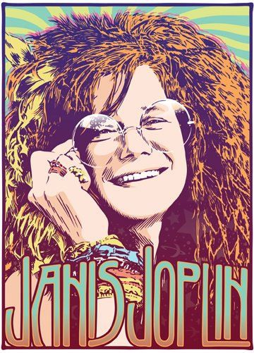 The Queen Of Psychedelic Soul Will Take Another Little Piece Your Heart With This Signed High Quality Digital Poster By Red Robot Part