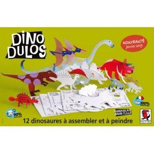 Dinodulos cardboard MITIK