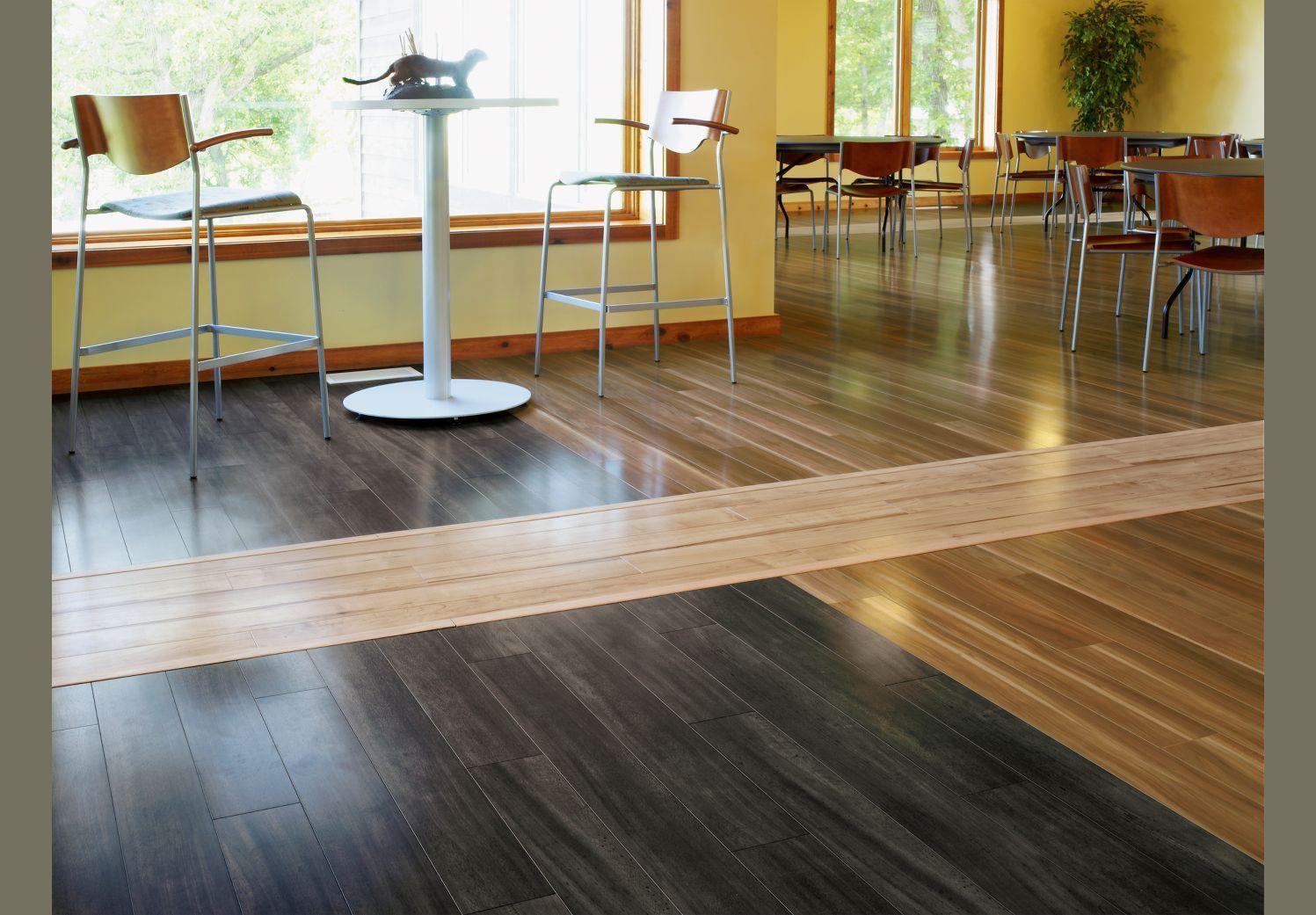 Wood VCT Wood floor design, Floor design