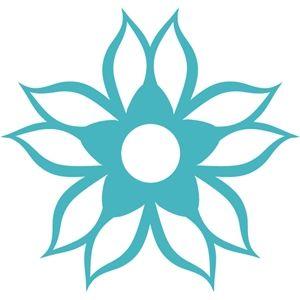 Silhouette Design Store: floral filigree