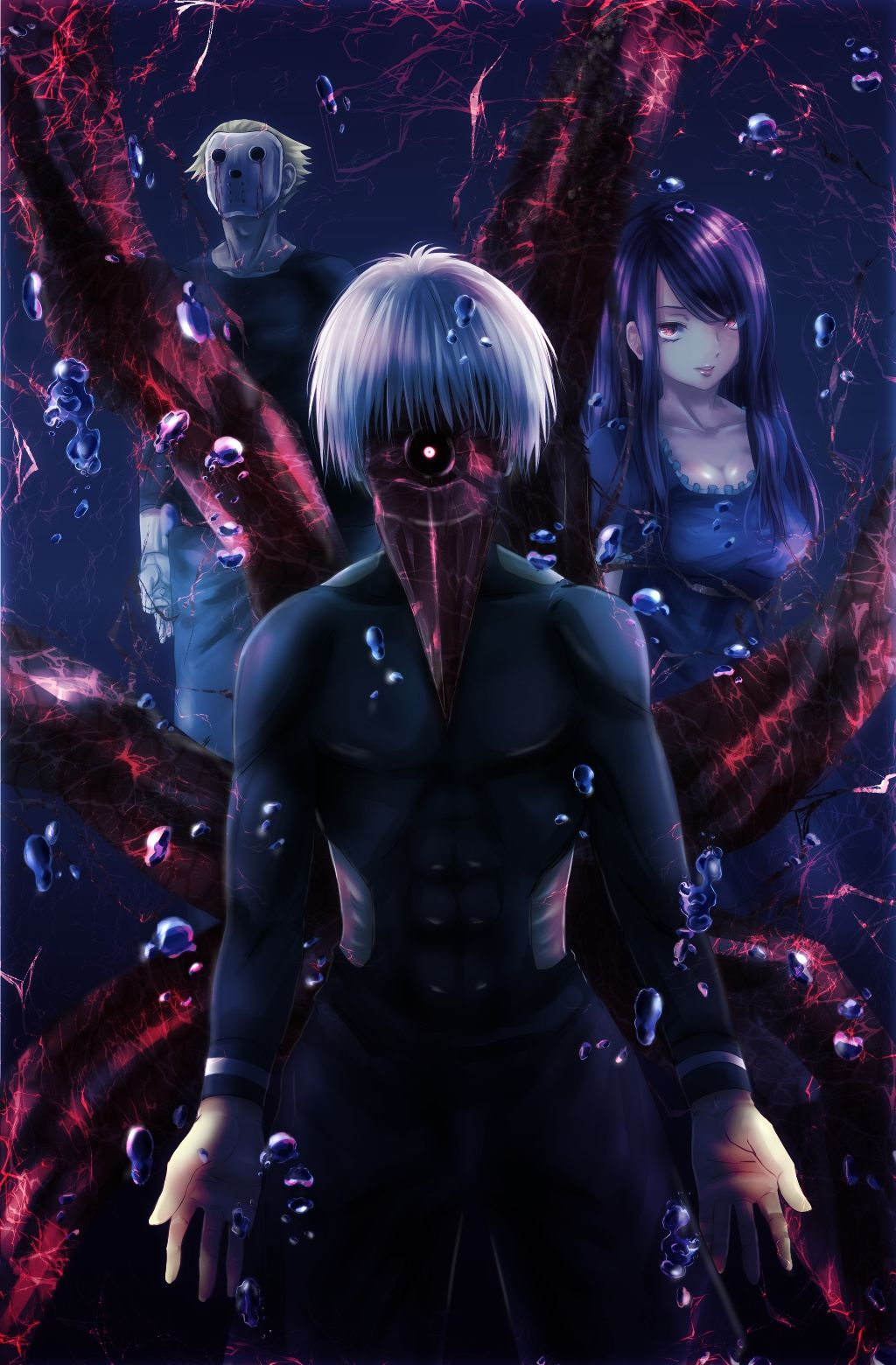 I Am What I Am ~ Artist ~ 肉まん Tokyo Ghoul