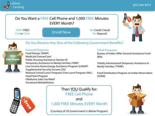 Free Cell Phone And 1 000 Free Monthly Minutes Free Cell Phone Free Government Cell Phones Cell Phone
