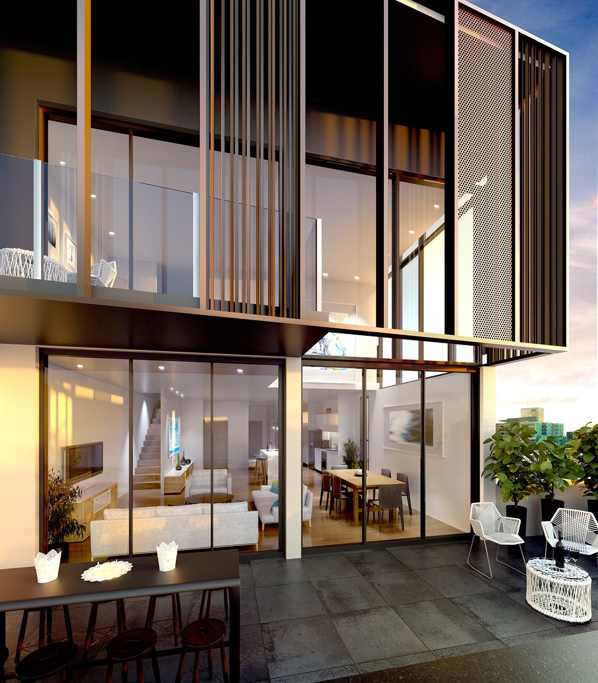 Southbank Apartments on Behance   Home decor, Home, Room