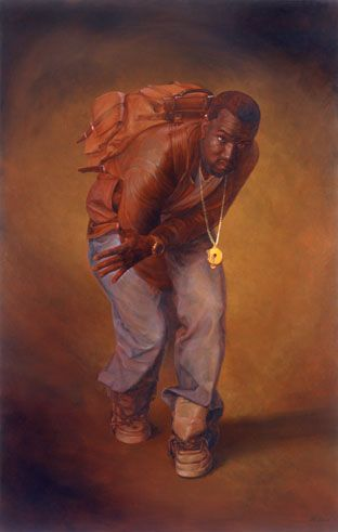 Kanye By Alexander Melamid Portraits Museum Of Contemporary Art Art West Art