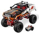 Very Rare LEGO Technic RC 4X4 Crawler (9398) Remote Controlled.