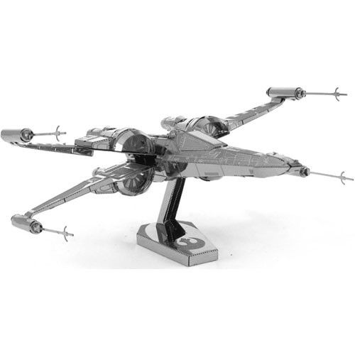 Metal Earth 3D: Poe Dameron's X-Wing Fighter Model