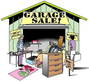 Garage Sale Clip Art Free Yah Annual Garage Sale Windy City S