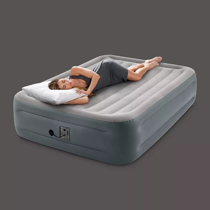Intex 64125EP Dura-Beam Plus Essential Rest Inflatable Bed ...