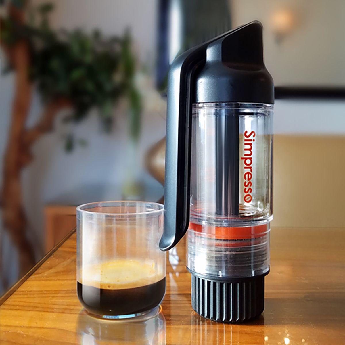 Portable Espresso Maker by Simpresso #espressomaker