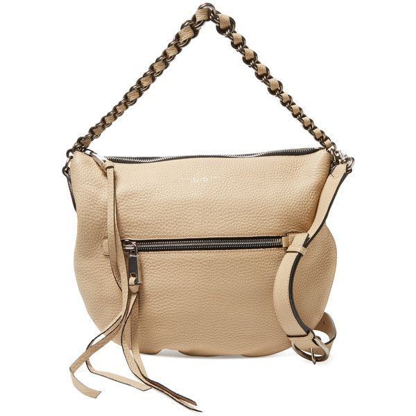 Marc Jacobs Collection Big Apple Small Nomad Hobo (9 690 ZAR) ❤ liked on Polyvore featuring bags, handbags, shoulder bags, leather hobo purse, leather hobo handbags, leather purse, genuine leather hobo handbags and marc jacobs shoulder bag