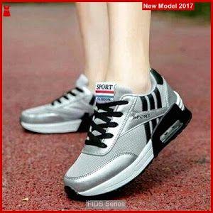 Fids037 Sepatu Wanita Sport Silver Hush Puppies Bmg Sepatu