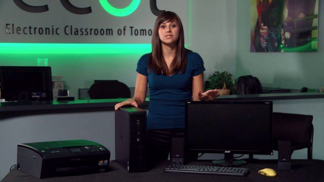 Ecot Student Computers By Ecot News This Videos Gives A Brief Description Of The Computer Hardware And Periphera Computer Hardware Student Enrollment Computer