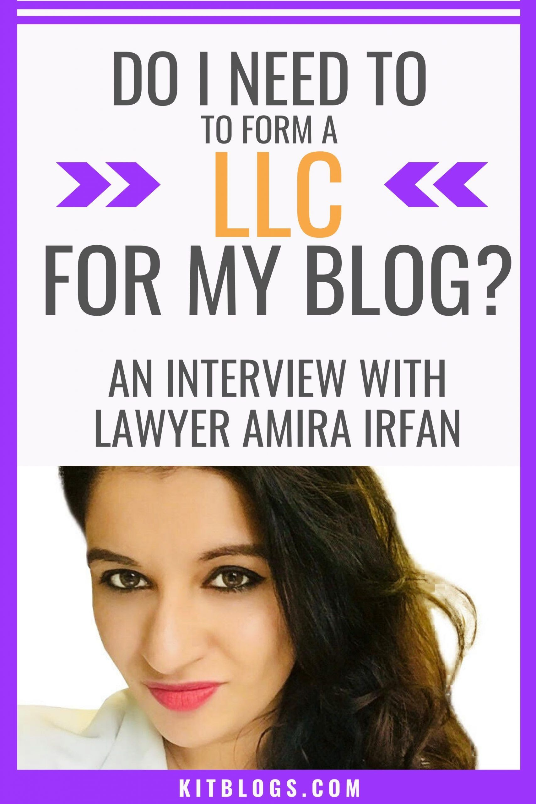 Do you need to form an LLC for your blog? Do you need a