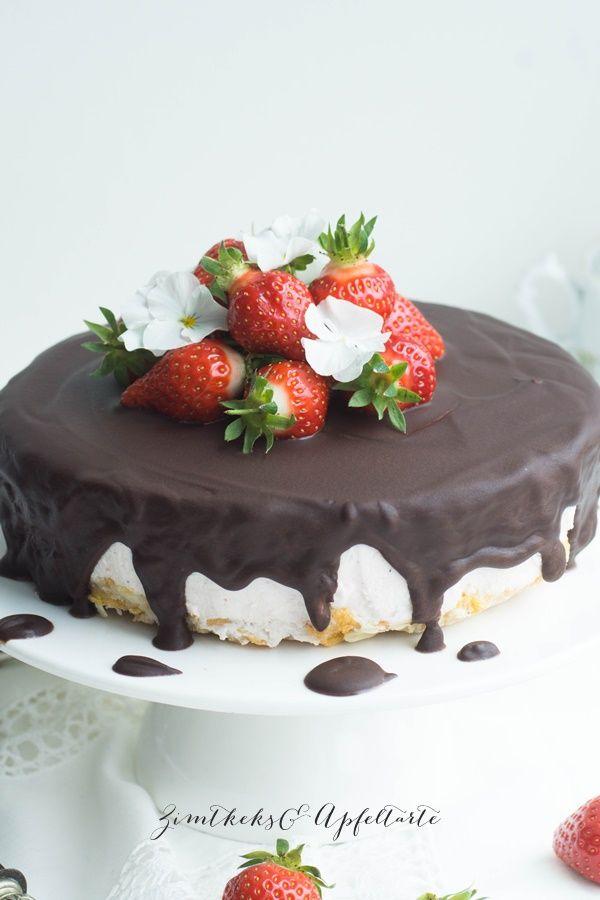 Erdbeer Ricotta Tortchen Rezept Kuchen Backerei Kuchen Ohne Backen Ricotta Torte
