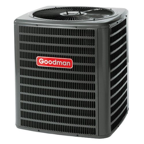 3 Ton 14 Seer Goodman Heat Pump Central Air Conditioners Heat Pump Air Conditioner Air Conditioner Condenser