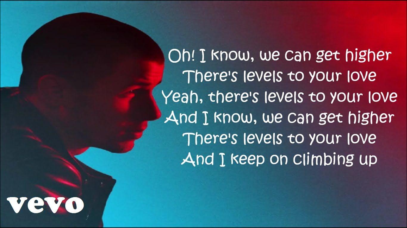 "Nick Jonas ~ ""Levels"""