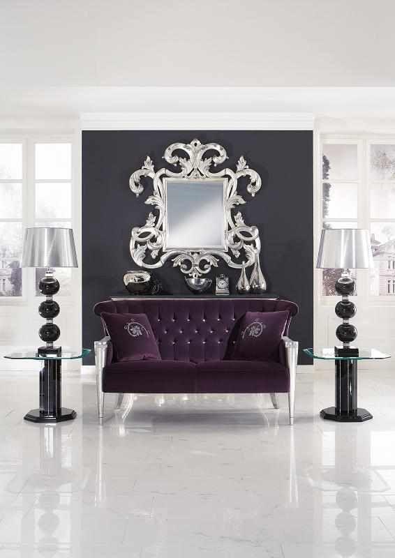Royal Living Room Design: Beautiful Royal Looking Living