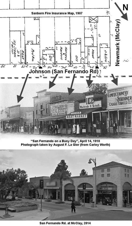 San Fernando Mall Los Angeles Architecture Los Angeles History San Fernando Valley