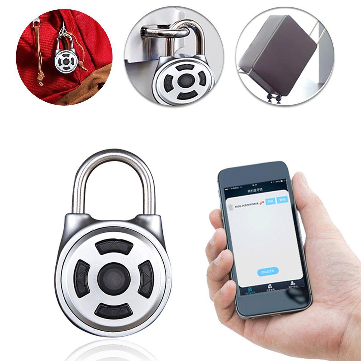 APP Intelligent Password Lock Android iOS APP Unlock Anti