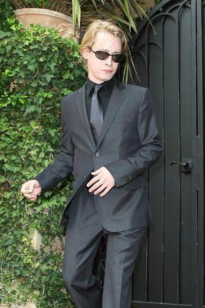 Alle Infos News Zu Macaulay Culkin Schauspieler Und Kevin Allein Zu Haus
