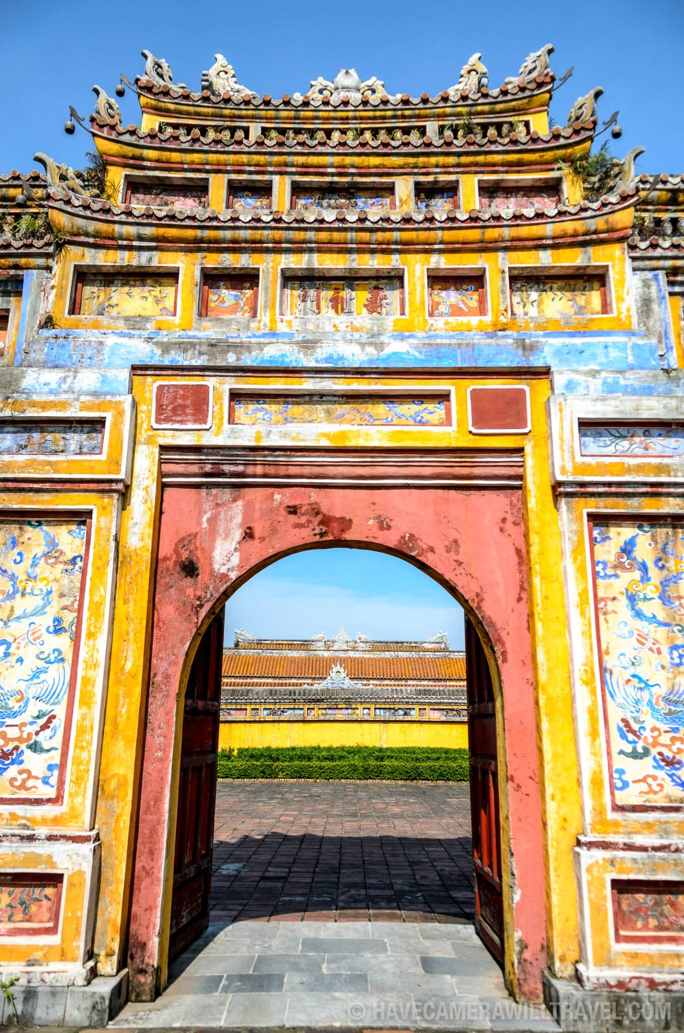 The Citadel Imperial City In Hue Vietnam Have Camera Will Travel Vietnam Vietnam Travel City