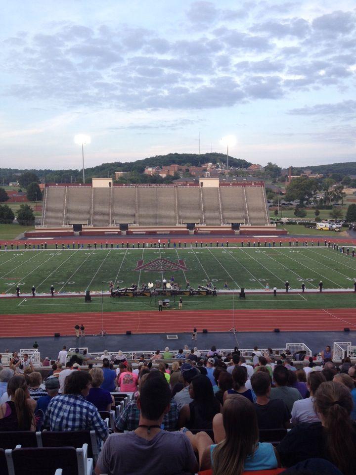 Louis Crews Stadium Stadium Louis Huntsville
